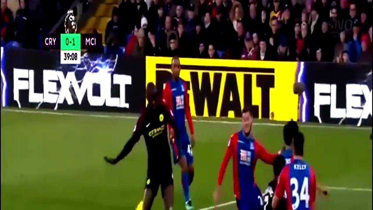 Download Crystal Palace vs Manchester City 1- 2 All Goals