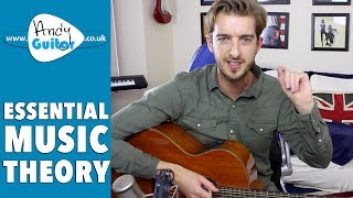 Video Music Theory For Beginner Guitarists - What Do You NEED To Know? download MP3, 3GP, MP4, WEBM, AVI, FLV November 2018