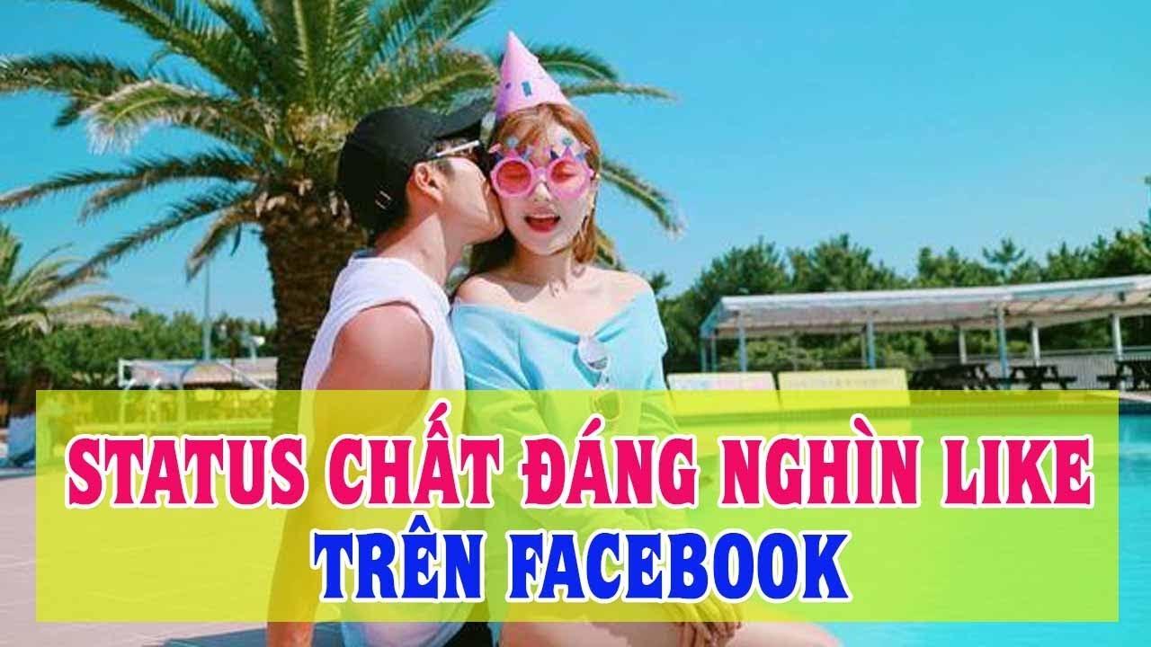 Những Status Chất đáng Nghìn Like trên Facebook. Bạn nên dùng! | Blog HCĐ ✔