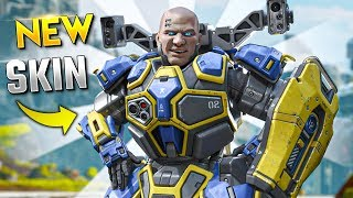 *NEW* GIBRALTAR LEAKED PILOT SKIN?!?! - Best Apex Legends Funny Moments and Gameplay Ep 372