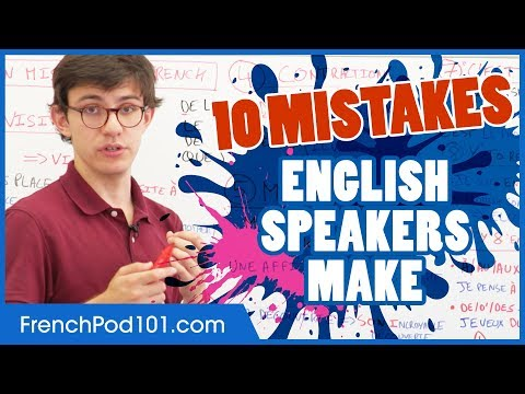 10 Mistakes French Beginners Always Make