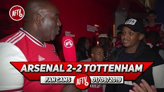 Arsenal 2-2 Tottenham  | Was It A Point Gained Or Two Points Dropped (Robbie Asks Fans)