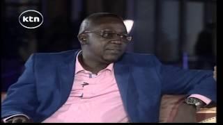 Jeff Koinange Live [Part 3] with Daniel Ndambuki (Churchill) talking about the journey to comedy