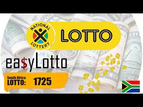 Lotto results South Africa 8 Jul 2017
