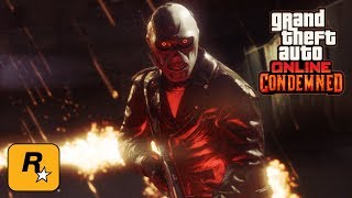Playing CONDEMNED Mode with GETTER (+ JOJI & SKI MASK) (GTA Online Live Stream)