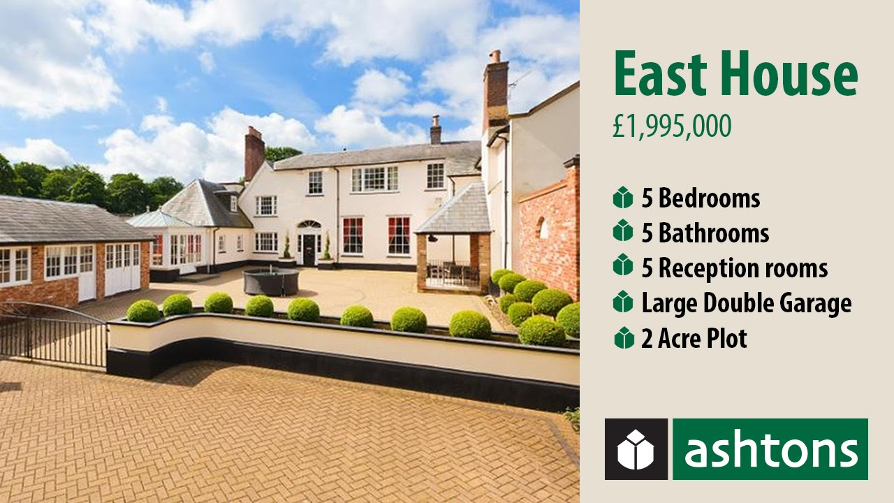 £1.9 Million House: Luxury Homes For Sale Hertfordshire ...