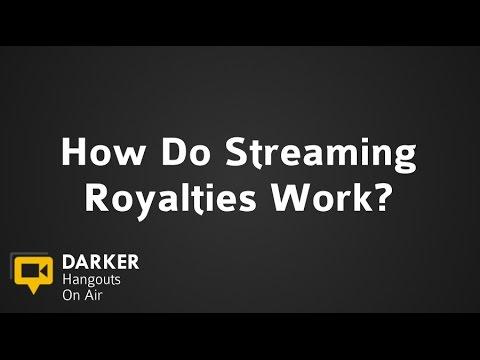 Darker Hangout #6 ('How Do Streaming Royalties Work?')