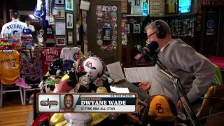 Dwyane Wade on The Dan Patrick Show (Full Interview)