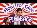 How to give Feedback : Communication Skills in Hindi for Success