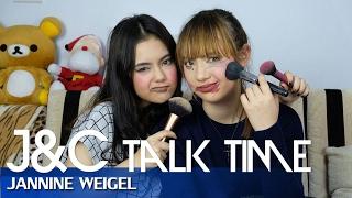 J&C talk time EP.4 l Not My Hands Challenge (แข่งแต่งหน้า)