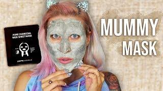♦ WTF?! Test dziwnej maski MUMII ♦ Agnieszka Grzelak Beauty