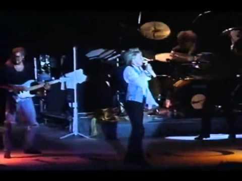 Rod Stewart  Monterrey Abril 1989 ESTADIO UNIVERSITARIO