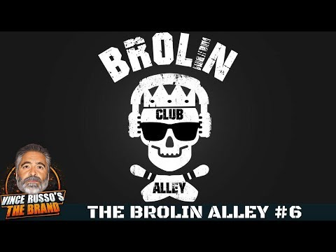 THE BROLIN ALLEY #6 w/ Kenny Bolin & Konnan