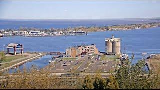 Preview of stream Duluth Harbor Hillside cam, MN, USA