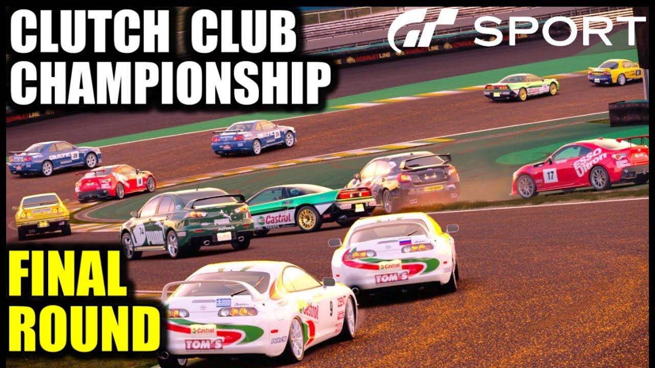 GT Sport - Clutch Club Championship - FINAL ROUND