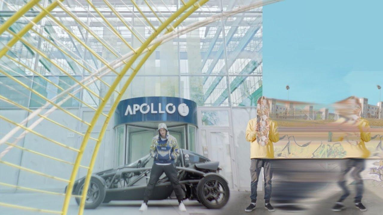 EGO - Papula (prod. Dalyb) |Official Video|