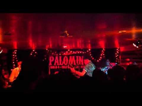 Born Ruffians - Hummingbird - The Palomino, Calgary, 2013.03.22