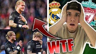 LORIS KARIUS KATASTROPHEN PATZER !!! (Champions League FINALE | Real Madrid vs Liverpool )