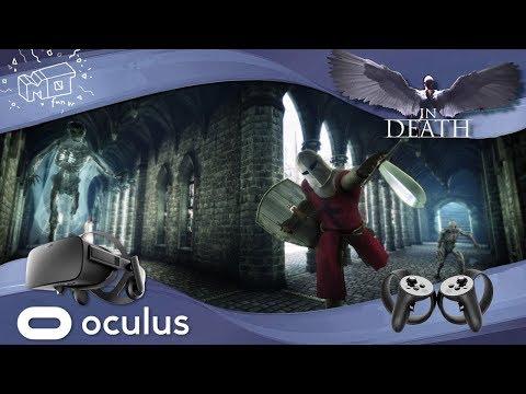 in Death / oculus rift ...( ab 27.11. für PSVR) lets play / deutsch / german / live