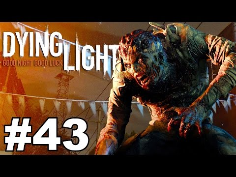 DYING LIGHT: Campaign Walkthrough Ep.43▐ Finding a Way Into the Museum!