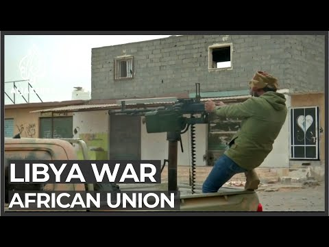 Libya war high on African Union agenda