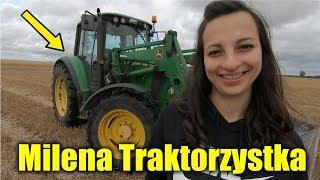 Milena Traktorzystka Jedzie Jelonkiem! ☆Dziewczyny Na Traktory !