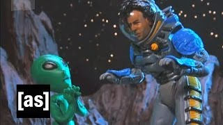 Drop A Nuke Down This Hole | Robot Chicken | Adult Swim