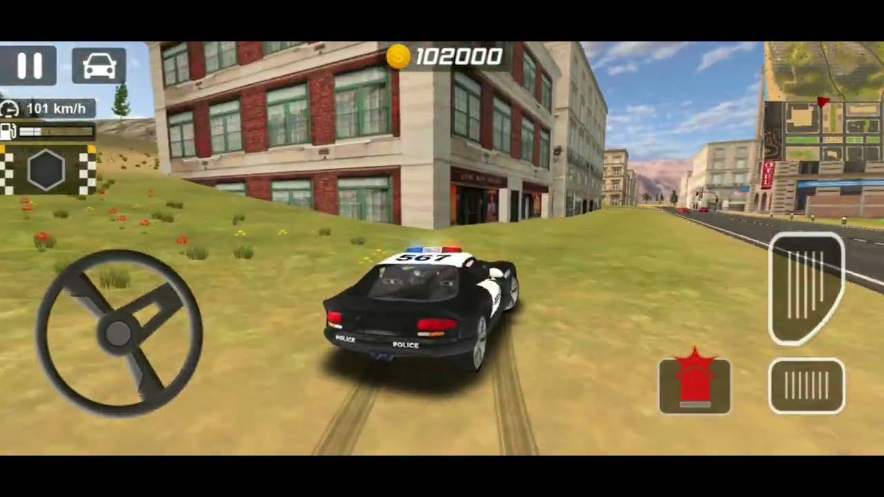 شرطة الاطفال - العاب اطفال سيارات صغار  - العاب سيارات | العاب اطفال- children games