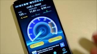 видео Speedtest.net Mobile