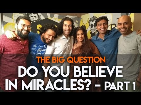 SnG: Do You Believe In Miracles? feat. Vidya Balan | The Big Question S2 Ep17 Part 1