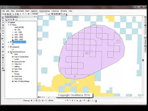 how to create thematic map in mapinfo