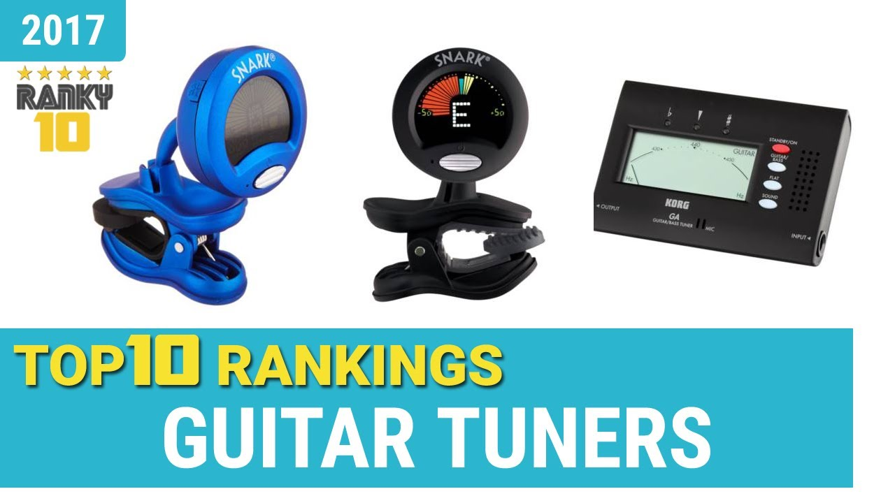 guitar tuners top 10 rankings reviews 2017 buying guides youtube. Black Bedroom Furniture Sets. Home Design Ideas