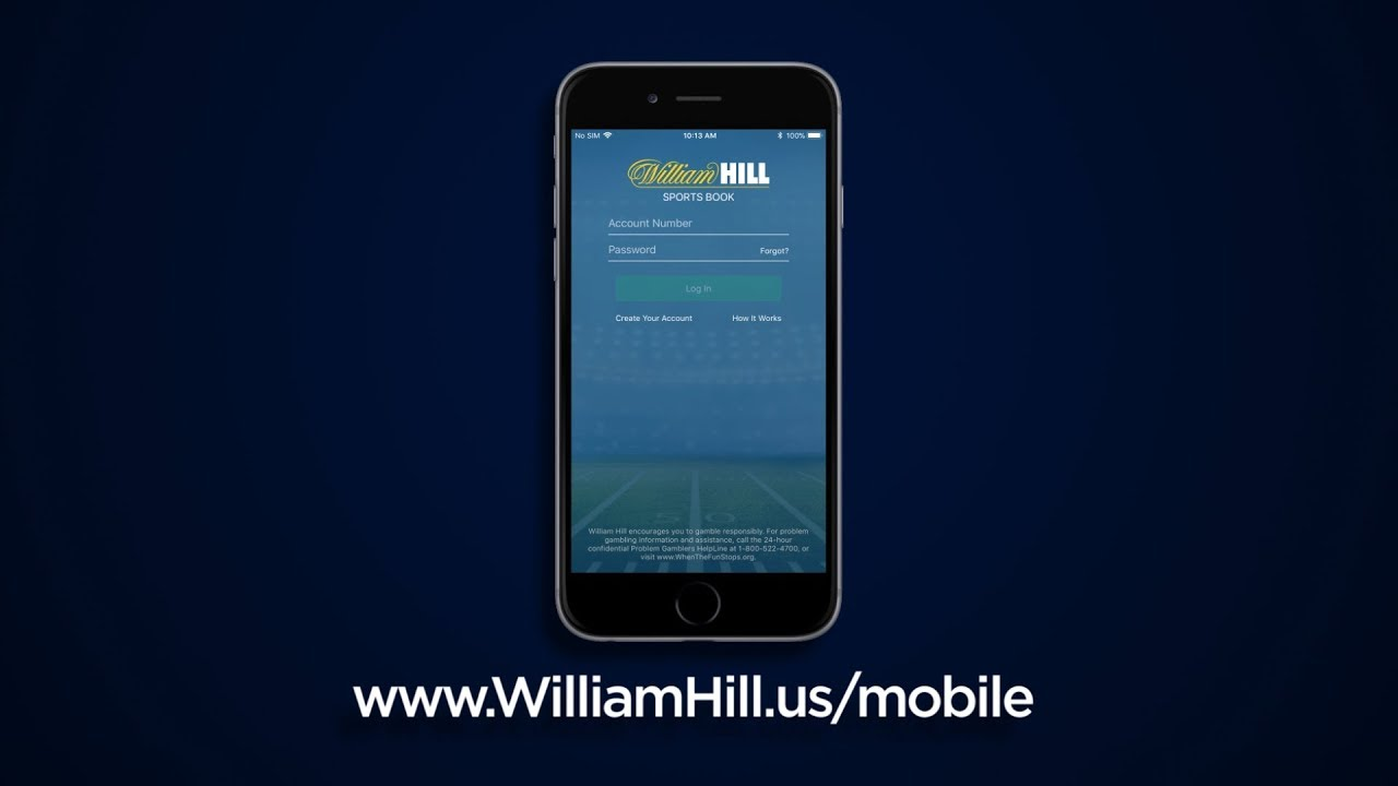 Sign Up William Hill