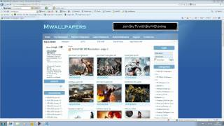 How To Get Hd Wallpapers Any Laptop Or Pc For Free!