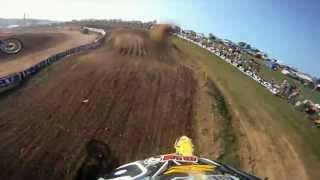 GoPro HD: Steel City Lucas Oil AMA Motocross 2011