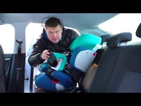 Lada Vesta: детское кресло не пристегивается!