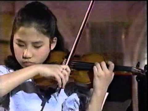 SARAH CHANG (AGE 10) - NOCTURNE BY CHOPIN