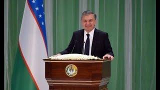 Неделя Президента Узбекистана (3-9 декабря 2018г.,