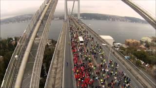 Vodafone İstanbul Maratonu 2014