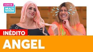 Paulo Gustavo VOLTOU! Conheça ANGEL, a nova personagem 😍 | Vai Que Cola EP6 14/10/19 Parte 1