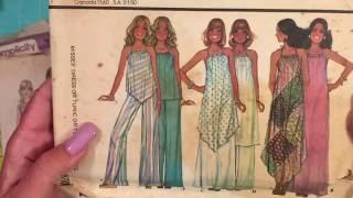 Vintage Ephemera For Junk Journals | Old Books And Magazines | Thrift Store Finds | September 2016