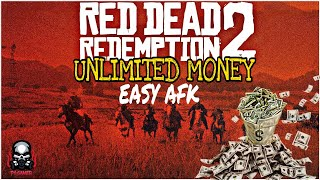 Red Dead Redemption 2 : Unlimited Money Glitch (EASY METHOD) FAST CASH!!!