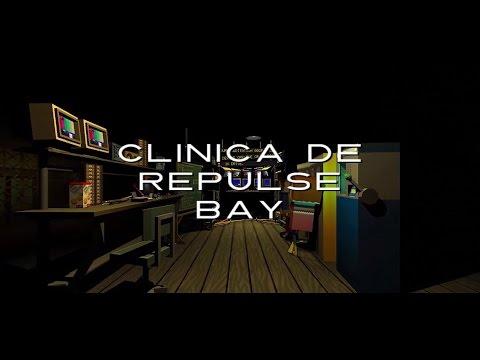 Quadrilateral Cowboy (Job 4) Clinica De Repulse Bay