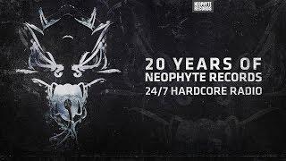 20 Years of Neophyte Records (24/7 HARDCORE RADIO) 🎶