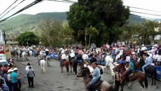 Tope en Santa Maria de Dota - Costa Rica
