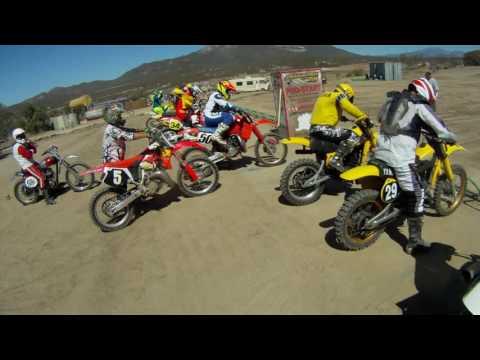 CALVMX 9-18-16 at Cahuilla Creek Motocross, Race 5, Moto 1