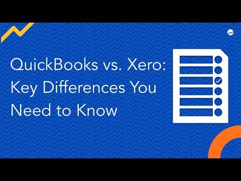 Quickbooks Online vs Xero: A Deep Dive 1