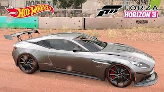 Carro do 007 Aston Martin DB11 2017 no Jogo Forza Horizon 3 Gameplay