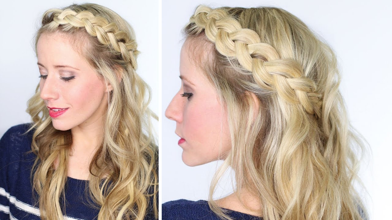 how to: soft dutch braid