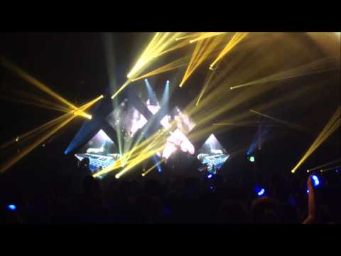 Kygo live Wait Remix at Cloud Nine Tour in Zurich Full HD
